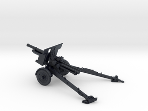 1/72 IJA Type 91 105mm Howitzer(motorized) in Black PA12