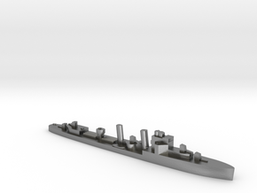 HMS Exmouth 1:2400 WW2 destroyer in Natural Silver