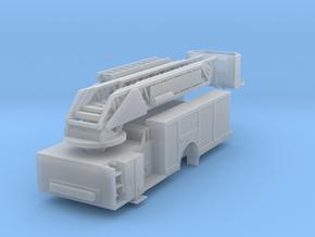 1/87 Rosenbauer 75' Cobra Platform Body in Smooth Fine Detail Plastic