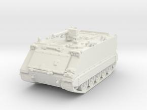 M113 A1 (closed) 1/100 in White Natural Versatile Plastic