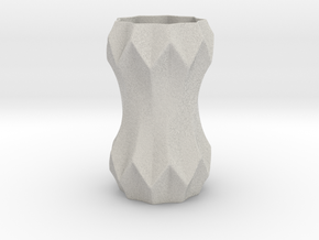 Vase 1706Bxy in Natural Full Color Sandstone