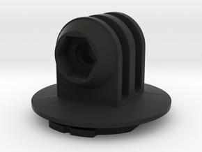 Garmin to GoPro  in Black Natural Versatile Plastic