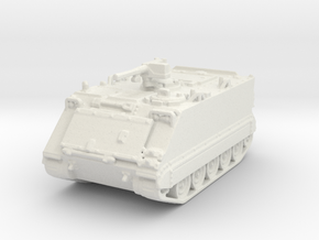 M113 A1 (closed) 1/120 in White Natural Versatile Plastic