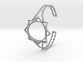 Seal of Melchizedek Bracelet in Aluminum: Small