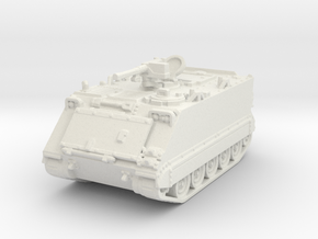 M113 A1 (open) 1/120 in White Natural Versatile Plastic