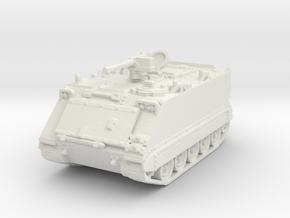 M113 A1 (open) 1/120 in White Natural Versatile Plastic