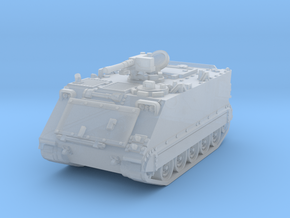 M113 A1 (open) 1/144 in Smooth Fine Detail Plastic