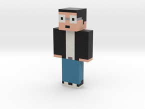 thefantasio974 | Minecraft toy in Natural Full Color Sandstone