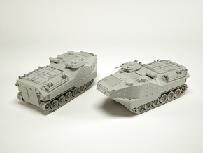 AAV-P7/A1 (LVPT-7) Scale: 1:160 in Smooth Fine Detail Plastic