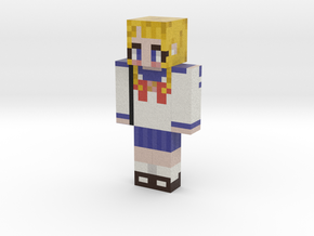 Noah_Cool1212 | Minecraft toy in Natural Full Color Sandstone