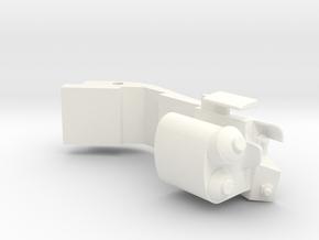 SUKHOI SU27 (CARF MODELS) COCKPIT (E) in White Processed Versatile Plastic