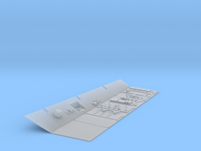 SUKHOI SU27 (CARF MODELS) COCKPIT (N) in Smooth Fine Detail Plastic