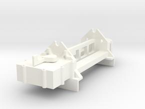 SUKHOI SU27 (CARF MODELS) COCKPIT (O) in White Processed Versatile Plastic