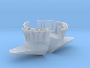 1/144 IJN Yamato Signal Platform Set in Smooth Fine Detail Plastic