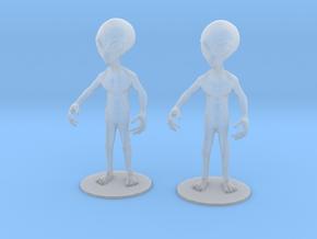 Alien Classic Set in Smoothest Fine Detail Plastic: 1:64 - S