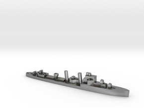 HMS Hardy 1:2400 WW2 destroyer in Natural Silver