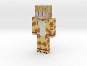 kirin_sensei (1) | Minecraft toy in Natural Full Color Sandstone
