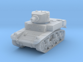 PV197B M3A1 Satan Flame Tank (1/100) in Smooth Fine Detail Plastic