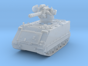 M163 A1 Vulcan (early) 1/144 in Smooth Fine Detail Plastic