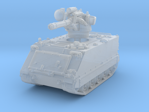M163 A1 Vulcan (early) 1/285 in Smooth Fine Detail Plastic