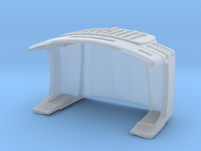 1/64 International CV series hood in Smooth Fine Detail Plastic