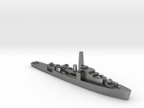 HMS Loch Shin 1:2400 WW2 frigate in Natural Silver