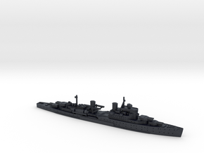 HMS Fiji 1/2400 in Black PA12