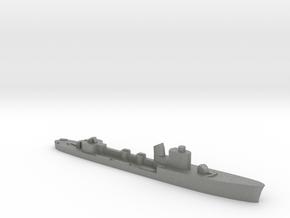 Italian Spica class WW2 torpedo boat 1:1800 in Gray PA12