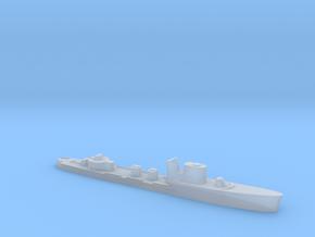 Italian Spica class WW2 torpedo boat 1:3000 in Smoothest Fine Detail Plastic