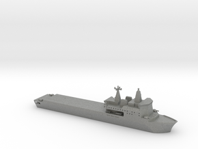 1/1250 Scale HMS Aboukir Bay Class in Gray PA12