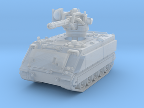 M163 A1 Vulcan (late) 1/285 in Smooth Fine Detail Plastic