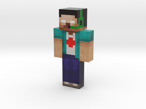 Mmedic23 | Minecraft toy in Natural Full Color Sandstone