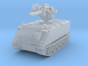 M163 A1 Vulcan late (no skirts) 1/144 in Smooth Fine Detail Plastic