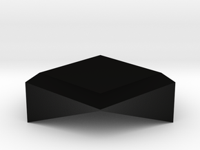 Bålpanne-3D-D600-H15-T4-STL in Matte Black Steel