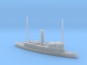 1/600 Scale 150-foot Steel Ocean Tug Baldridge in Smooth Fine Detail Plastic