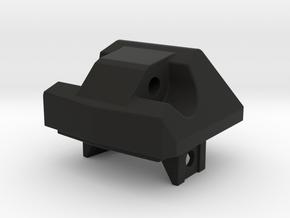 GPS Navi main holder light KTM 790 ADV part 1_v03 in Black Natural Versatile Plastic