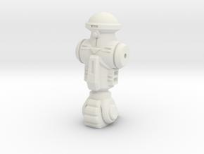 """Roadkill Roadney Figurine, NECA/6""""-scale in White Natural Versatile Plastic"""