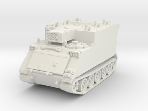 M577 A1 (no skirts) 1/56 in White Natural Versatile Plastic