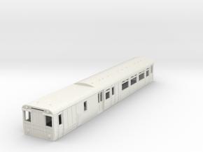 o-100-lnwr-siemens-ac-v2-motor-coach-1 in White Natural Versatile Plastic