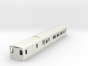 o-43-lnwr-siemens-ac-v2A-motor-coach-1 in White Natural Versatile Plastic