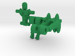 Bug Microclone Driver in Green Processed Versatile Plastic
