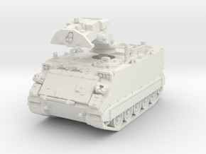M901 A1 ITV early (retracted) 1/87 in White Natural Versatile Plastic