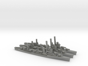 US Sims-class Destroyer (x3) in Gray PA12
