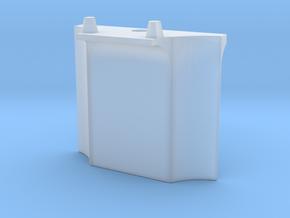 twister3_bobbin-shield in Smooth Fine Detail Plastic