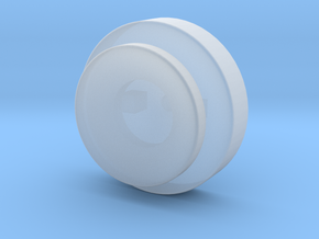twister3_spring_rotor_mount in Smoothest Fine Detail Plastic