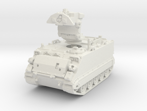 M901 A1 ITV (deployed) 1/100 in White Natural Versatile Plastic