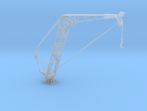 1/96 USN Aircraft Crane in Smooth Fine Detail Plastic