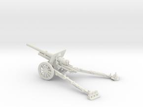1/56 IJA Type 96 15cm Howitzer in White Natural Versatile Plastic