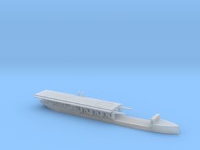 1/1800 Scale USS Langley AV-3 in Smooth Fine Detail Plastic