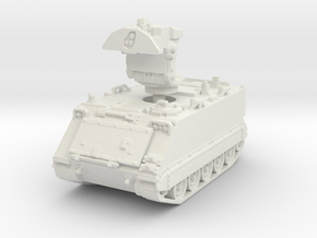 M981 A1 FIST early (deployed) 1/100 in White Natural Versatile Plastic